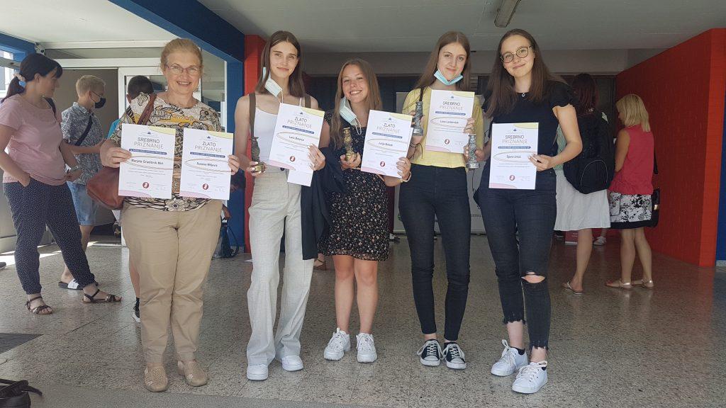 55. srečanje mladih raziskovalcev Slovenije